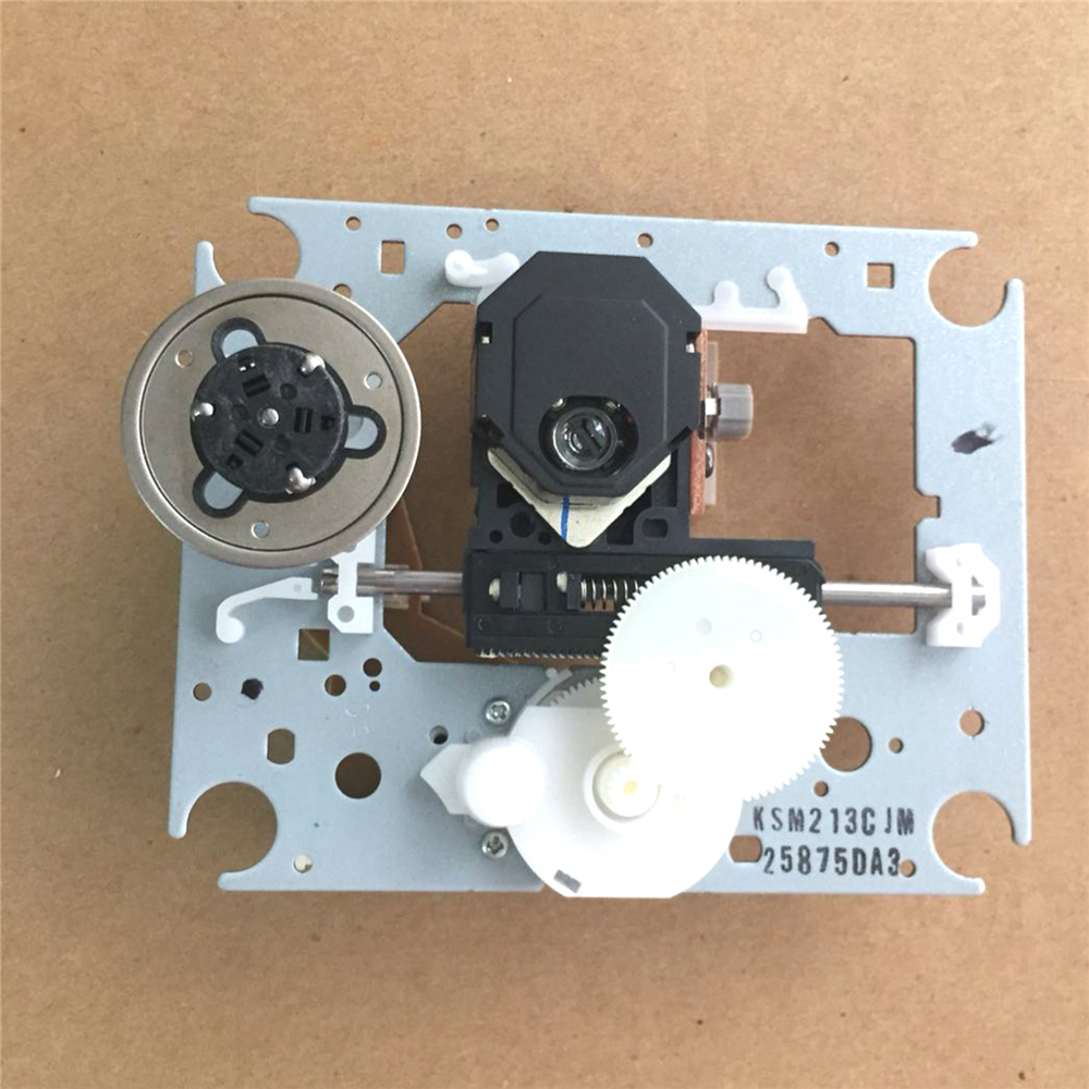 Original KSS-213C KSM213CJM Optical Pickup Laser Head For Sony CD Player Repair Parts With Mechanism