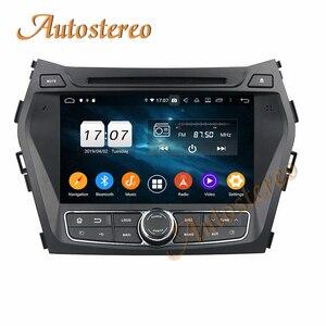 Image 5 - Android 10.0 For Hyundai Santa Fe IX45 2014 2018 Car DVD Player 64GB GPS Navigation Auto Radio Stereo HeadUnit Multimedia Player