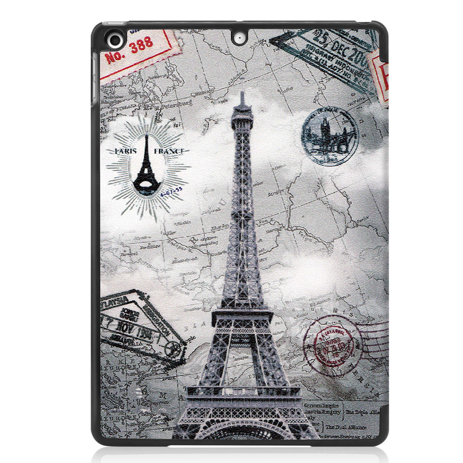 Sleep Case for iPad/8th/Cas Apple Magnetic 8-8th-Generation iPad A2428/a2429 Smart-Cover