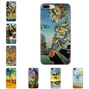New Personalized Classic Phone Accessories Case Alvador Dali For Xiaomi Redmi Note 2 3 3S 4 4A 4X 5 5A 6 6A Pro Plus