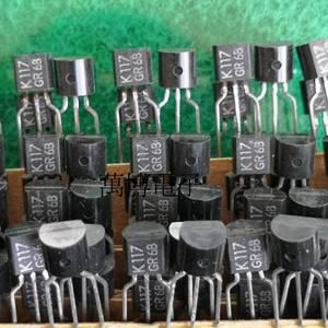 Image 4 - 6 Pcs 2SK117 GR 2SK117GR K117 2SK117 Nuovi Prodotti Made in Japan