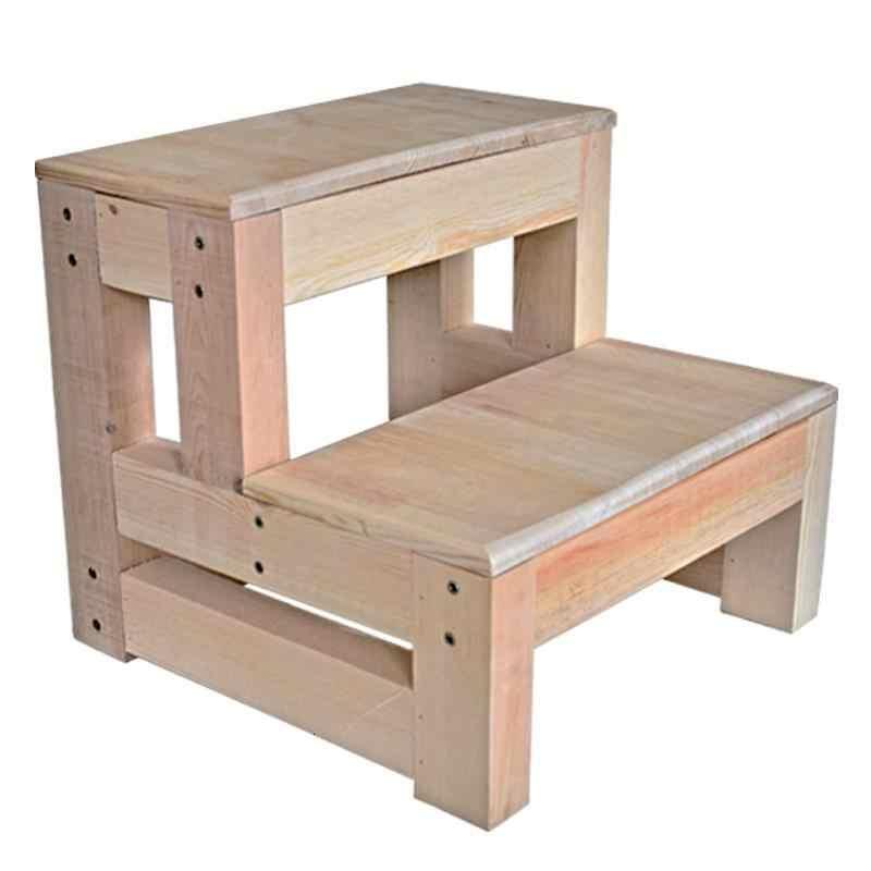 Taburete De Cocina Banco Escalera banyo yaşlı için mutfak osmanlı küçük ahşap sandalye Escabeau Escaleta merdiven adım dışkı