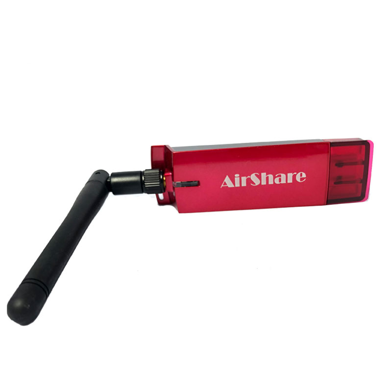 AirShare Exquisite And Unique Wireless WIFI Video Stick High Speed Share Files Video Picture Notebook To PC HDTV Storage USB 2.0
