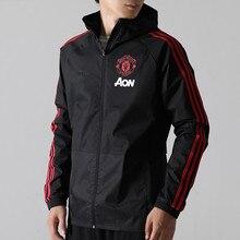 Мужская спортивная куртка с футбольным мячом «Манчестер Юнайтед» Cw7636
