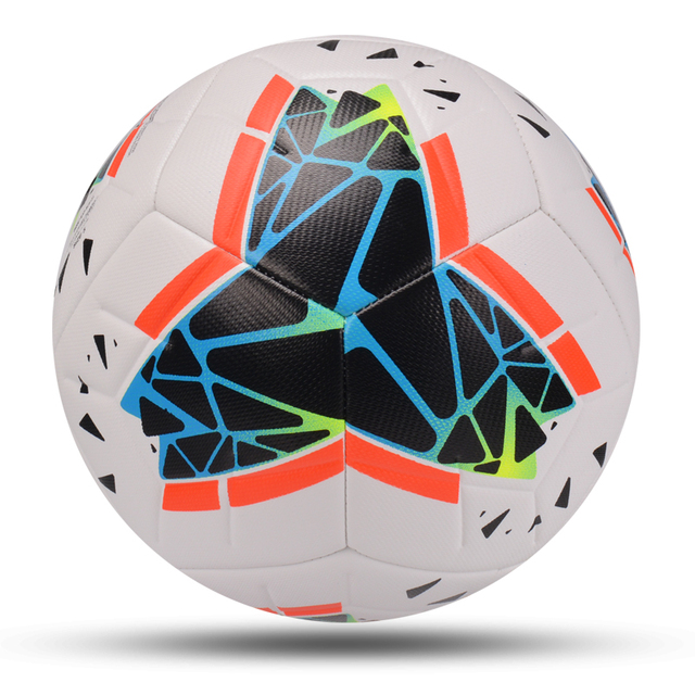 2020 Newest Match Soccer Ball Standard Size 5 Football Ball PU Material High Quality Sports League