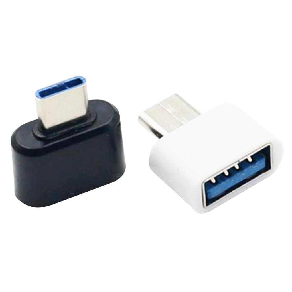 USB 3.0 Type-C OTG Adapter Micro USB OTG Converter For Redmi Xiaomi Huawei Samsung Mouse Keyboard USB Flash Disk Adapter OTG