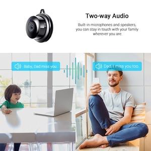 Image 2 - Small P2P Full HD 1080P Mini Wireless WIFI IP Camera Night Vision Mini Camcorder Kit for Home Security CCTV Micro camera Wirless