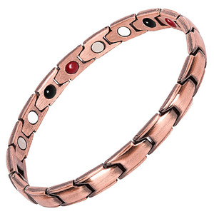 Copper Alloy Magnet Bracelet B