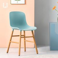 Zuo Dun جودي كرسي بذراعين حديث الحد الأدنى الاسكندنافي كرسي على غرار الاسكندنافي كسول مسند الظهر مكتب البراز البساطة الطعام كرسي