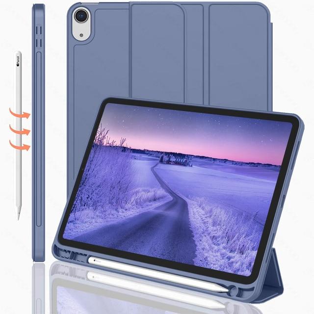 iPad Pro 11 2020 Sac de Transport en Polyester iPad Air 4 10.9 2020 iPad 9.7 Dadanism 9-11 inch Housse de Protection Compatible avec New iPad 10.2 2020//2019 Gris Sid/éral Galaxy Tab A7 10.4 2020