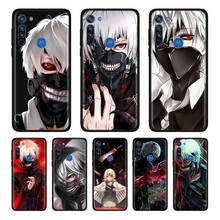 Anime Tokyo Ghouls Soft Case for Motorola Edge Plus Moto G Stylus G8 G Power G8 Plus Play One Hyper E6s Case Shell no ghouls allowed