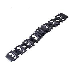 20mm band 22mm Stahl Band Für Samsung Galaxy 46mm band Getriebe S3 Amazfit Für Garmin Gurt Armband armband Mit Schraubendreher Werkzeug