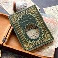 Женская Обложка для старой книги из смешанного материала, дневник нежелательной еды, винтажная фотобумага