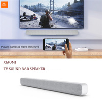 Original Xiaomi Speaker Bluetooth Wireless Bar Speaker Portable TV Soundbar Speaker Support SPDIF AUX In For Home Theatre