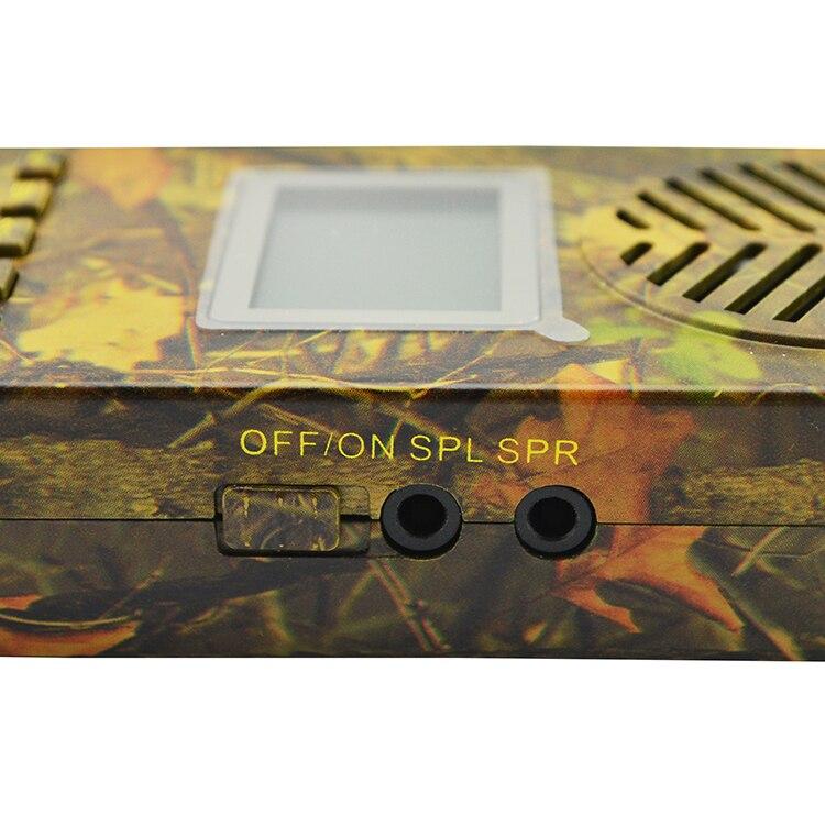 CY-698 sem remoto caça mp3 player ganso
