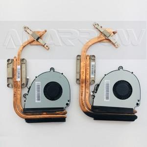 Original laptop CPU Cooling fan Heatsink For ACER 5750 5750G 5755 5755G V3-571 E1-531 E1-571G E1-531G AT0HI00B0R0 AT0N70020R0(China)