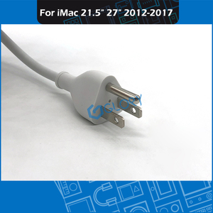"Image 4 - New A1418 A1419 1.8M Power cord cable for iMac 21.5"" 27"" Charger Adapter cable Replacement 2012 2017"