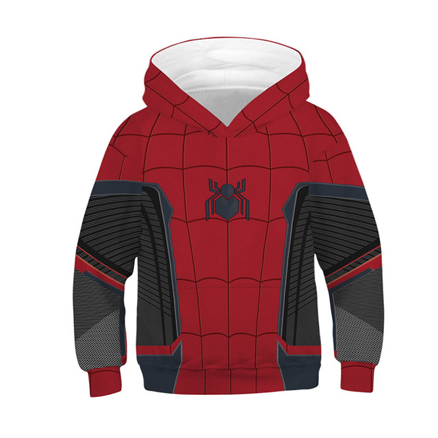 Spider-Man Boys Hoodies...