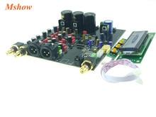 חדש ES9038 ES9038PRO HIFI אודיו DAC מפענח התאסף לוח + שלט רחוק המחיר הטוב ביותר