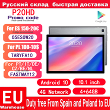 Tablet Pc Network-Phone 19201200 SC9863A Android Octa-Core Teclast P20hd Call 4GB 64GB