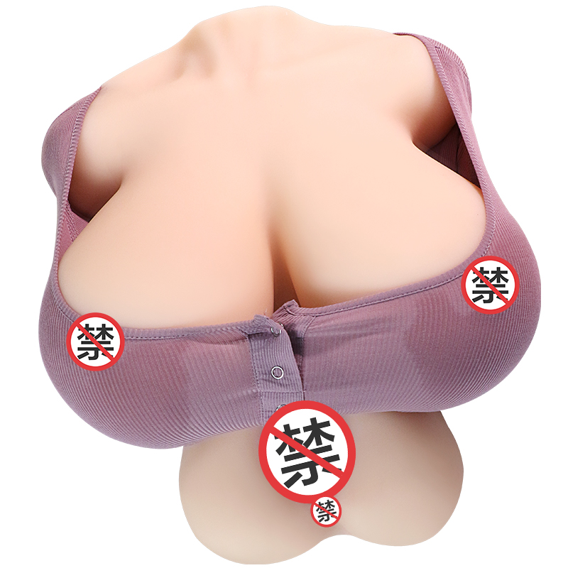 Sexy Toys For  Soft Big Tits Half Body Sex Doll Front Convex Backward Heave Anal Sex Doll Vagina Men Masturbator Sexy Ass