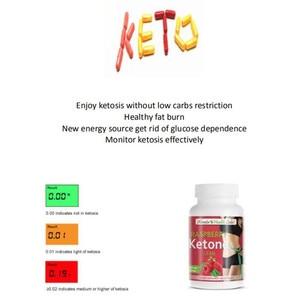 Image 5 - GREENWON Perfect Ketone Monitor Keto,Ketosis For Ketogentic Diet,Weightloss And Diabetics, breath ketone monitor tester