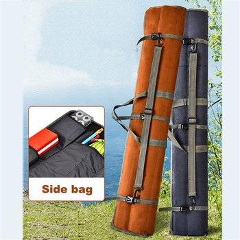 120cm 130cm 150cm Waterproof Fishing Rod Roll Up Bag X515G