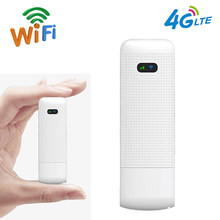 usb Stick car wifi router 4G Portable Hotspot WiFi Router USB Adapter Router Mobile Broadband 150Mbps LTE with SIM Card Europe