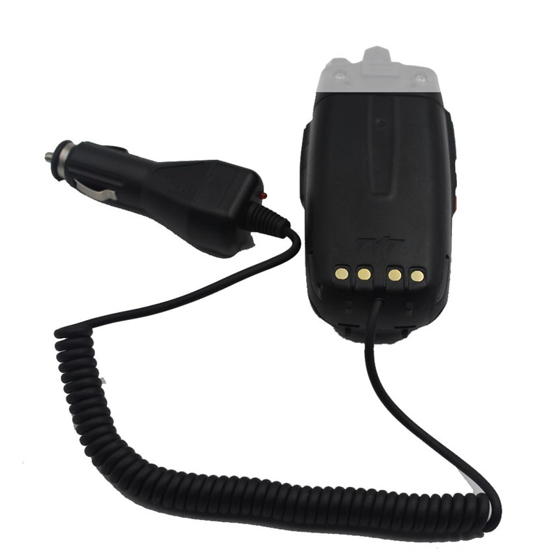 100% Original Battery Eliminator For TYT TH-UV8000D Radio Station High Quality Portable Transceiver Car Charger