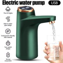 USB Automatische Elektrische Wasser Dispenser Haushalt Gallonen Trinken Flasche Schalter Smart Wasserpumpe Wasser Behandlung Geräte