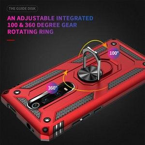 Металлическое кольцо для Xiaomi Mi 9 T 9 Lite чехол Mi 10 Pro Note 10 чехол Funda Mi 9 T Задняя крышка Mi9T Mi9 Redmi Note 8 Pro Note 8T 8A K30
