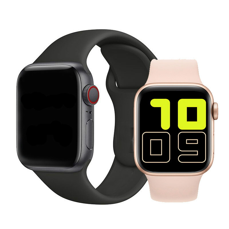 "IWO 12 X6 1.54"" Full Touch Smart Watch Men for Apple Watch Support Bluetooth Call Music Play Women Smart Band PK W34"