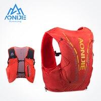 AONIJIE – sac à dos d'hydratation de 12l, C962 Advanced Skin, sac de gilet, flacon de vessie d'eau douce pour la randonnée, les sentiers, la course de Marathon