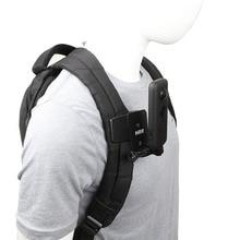 3in1 mochila braçadeira kit de montagem cinta clipe titular para instra360 um x x2 panorâmica câmera adaptador para yi 4k ação acessório