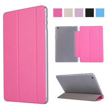 Tablet Case for Apple iPad Pro 9.7 10.5 11 A1673 A1674 A1675 A1701 A1709 A1852 Smart Cover Auto Wake Sleep Magnetic Stand Coque
