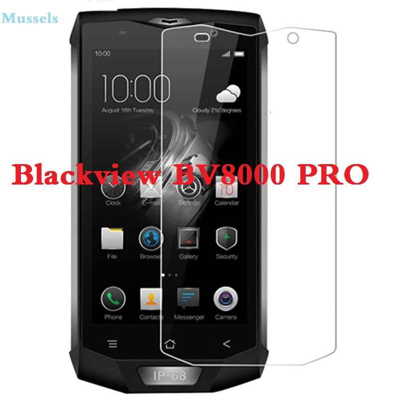 For Blackview BV8000 PRO Explosion-proof Protective Screen Protector PhoneTempered For  BV8000PRO Film glass