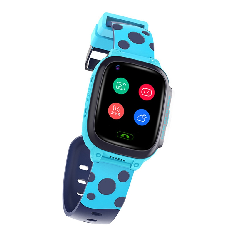 Y95 4G Child Smart <font><b>Watch</b></font> Phone <font><b>GPS</b></font> <font><b>Kids</b></font> Smart <font><b>Watch</b></font> <font><b>Waterproof</b></font> <font><b>Wifi</b></font> Antil-Lost SIM Location Tracker Smartwatch HD Video Call Blu image