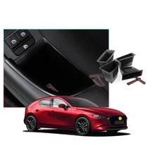 LFOTPP – palettes de rangement, accessoires de rangement, pour Mazda 3 4e CX-30 2019, gouvernail droit, porte avant et arrière de voiture des deux côtés
