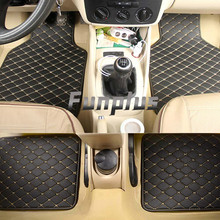 Mat Foot-Carpet Car-Floor-Mats Auto-Accessories Automobiles Interior Universal Waterproof