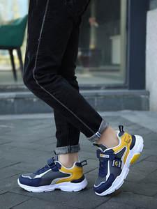 Children's Shoes Boy Sneakers Spring Virgin Waterproof Sports New ULKNN Big Pupils