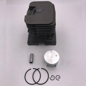 Image 3 - 38MM NIKASIL צילינדר בוכנה טבעות ערכת עבור STIHL MS180 MS 180 018 שרשרת מסורים המנסרים חלקי מנוע 11300201208, 1130 020 1208