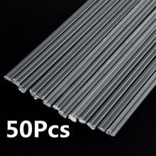 High temperature resistance Welding Rod 200x5x2.5mm Set Plastic Electrode