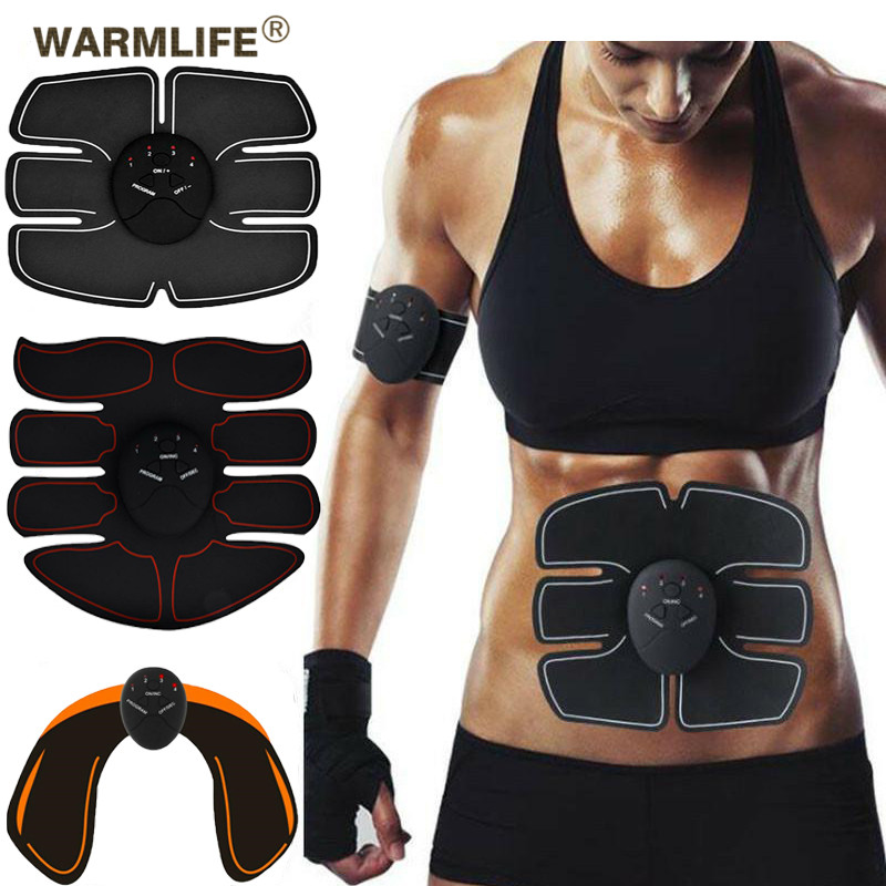 Dedicated Ems Wireless Muscle Stimulator Trainer Smart Workout Abdominal Training Electric Slimming Stickers Body Slimming Massager