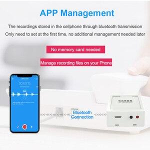 Image 3 - Telefono di rete fissa Call Recorder Registratore Vocale Automatico Dispositivo di Registrazione delle Chiamate Telefoniche senza Scheda di Memoria Necessaria