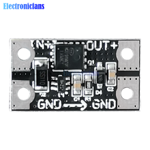 DG7512 DC5V-75V wysoki prąd idealna dioda energia słoneczna zabezpieczenie przed cofaniem ładowanie zabezpieczenie przed cofaniem niska oporność 12V 24V 12A