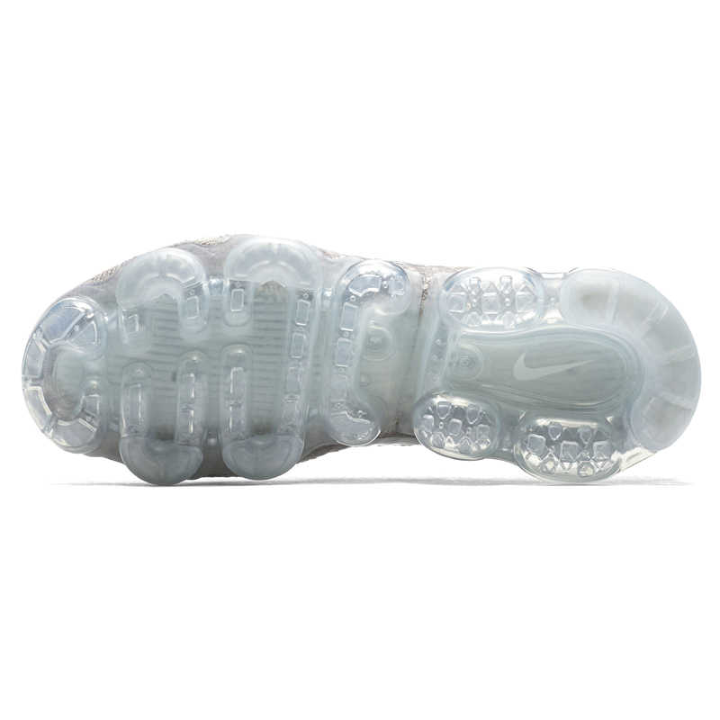 เดิมแท้ Nike Air VaporMax Flyknit รองเท้าวิ่งสตรีรองเท้าผ้าใบกีฬา Designer รองเท้า 849557-202