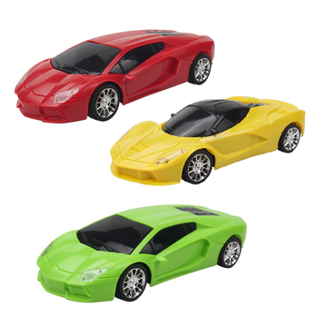 Remote Control Car Toy Gift 1:24 Scale Charging Four Way Remote Control Vehicle Antigravity Machine Auto Toy Cars image