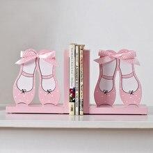 Chaussures de banquet, décor de maison, chaussures de Ballet, décoration de chambre de fille, support de serre-livres, cadeaux de vacances