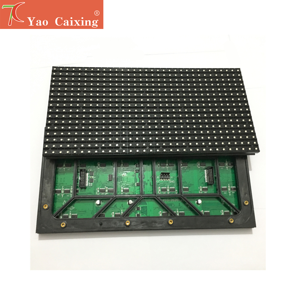 Free Shipping 320x160mm P10 2scan Outdoor High Brightness Full Color Led Module