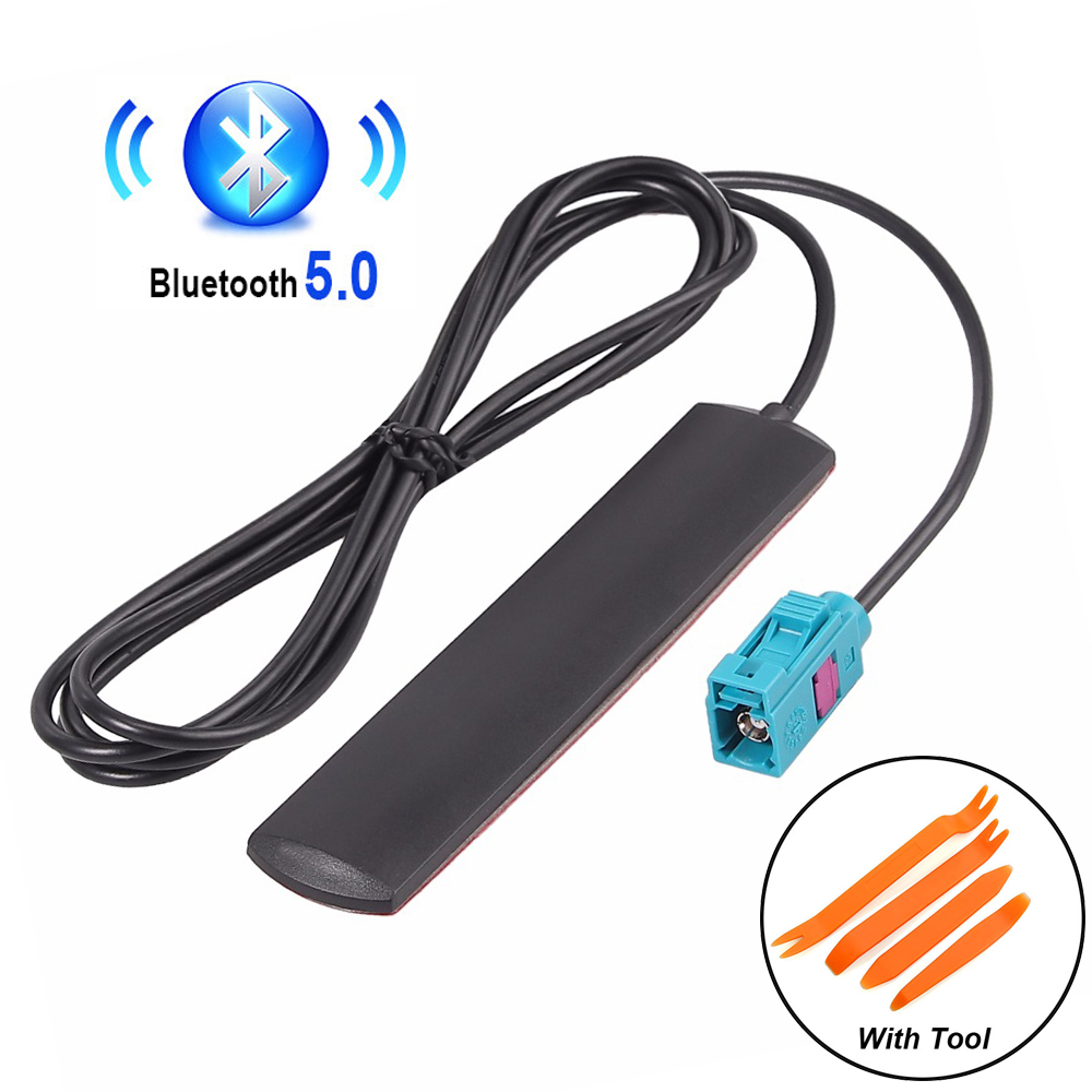 For BMW Cic Nbt Evo Combox Tcu Mulf Bluetooth Wifi Gsm 3G Fakra 1.5M Antenna Ariel(China)